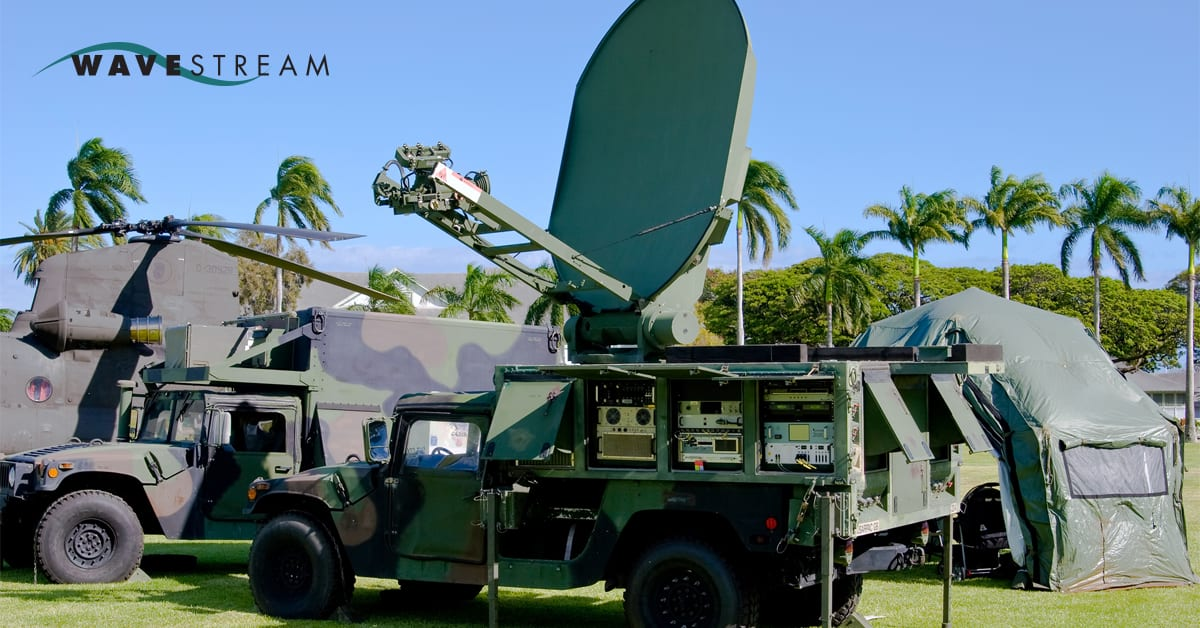 Wavestream Ships 5,000th High-Power 50W Ka-Band Block Upconverter to Military Communications Program