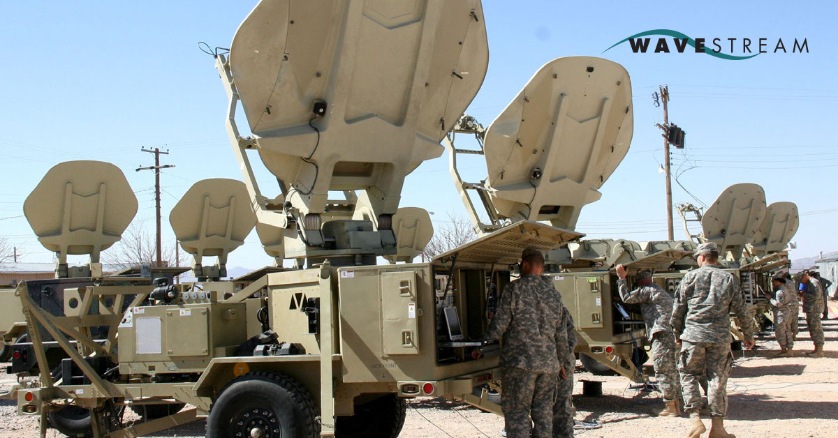 Wavestream Receives Multi-Million Dollar Award from US Army to Supply High Performance BUCs for Tactical Communications